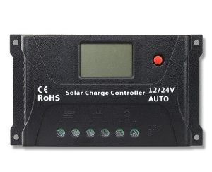 Auto 12V/24V 20A Solar Charge Controller with Ce Approved (QWP-SR-HP2420A) pictures & photos