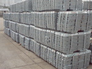 99.7% Aluminum Alloy Ingot pictures & photos