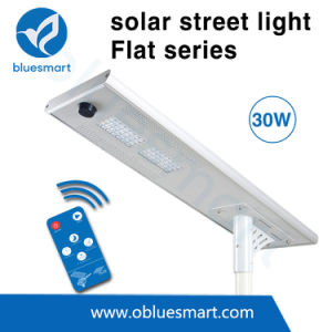 30W/40W Solar Integrated Road Lamp with Remote Control pictures & photos