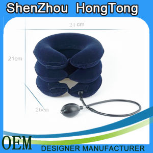 Latex Cervical Vertebra Tractor with Bead Type Air Valve pictures & photos