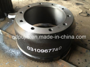 Heavy Duty Truck Brake Drum for BPW 0310967740 pictures & photos