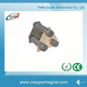 (D25*400mm) 12000 Guass Neodymium Magnet Bar pictures & photos