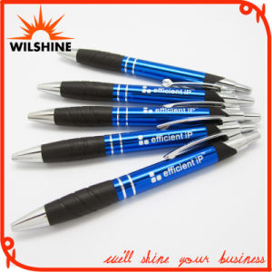 Classic Custom Pen with Rubber Grip for Promotion (BP0115) pictures & photos