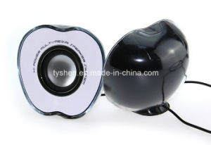 USB Speaker in Apple Shape pictures & photos