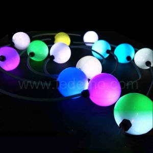 LED Outdoor Decoration DMX Big Ball Light pictures & photos