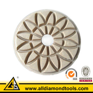 "3""/4"" Dry Polishing Pads for Concrete Floor pictures & photos"