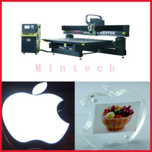 China High Efficiency Sculpture Acrylic CNC Router pictures & photos