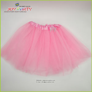 Pink Organza Party Skirt Party Accessories pictures & photos