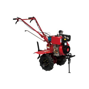 13HP Diesel Engine Agricultural Tractor Rotary Cultivator Power Tiller pictures & photos