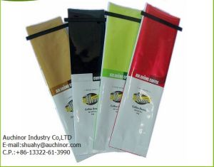 Hot Custom Printing Coffee Bag with Valve Wholesale Packaging Bag pictures & photos