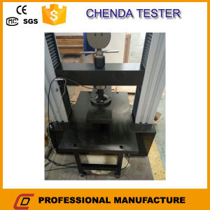 100kn Electronic Universal Testing Machine Used for Bow Spring Centralizers pictures & photos