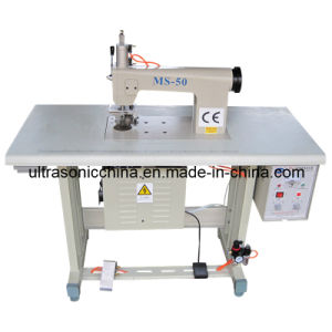Good Quality! Ultrasonic Filtering Bag Sealing Machine (MS-50) pictures & photos