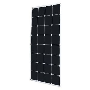 OEM Full Certified 100W 150W 200W Semi Flexible Solar Panel pictures & photos