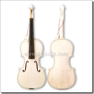 Nice Flame White Violin (V200W) pictures & photos