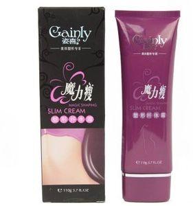 Magic Slim Cream Massage Cream with Herbal Effective Extract