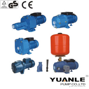 Automatic Self Priming Jet Pump for Deep Well