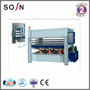 Hot Selling Hot Press Machine By214X8/16 (6) H pictures & photos