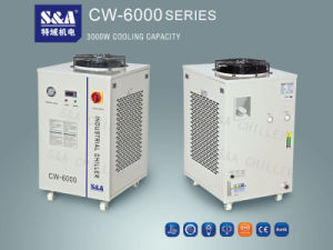 Air Cooled Chiller for MID-Infrared QC Laser Cw-6000