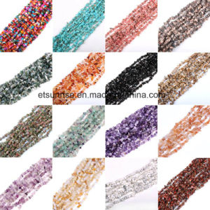 Gemstone Semi Precious Stone Crystal Chips Bead String (ESB01791) pictures & photos