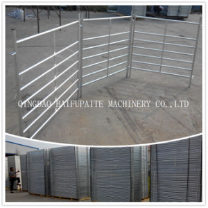 Galvanized Sheep Hurdles with Pin pictures & photos