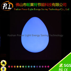 Home Display Decorative Egg Shape LED Night Light pictures & photos