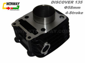 Ww-9163 Motorcycle Part, Discover 135 Cylinder, pictures & photos