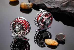 Aluminium Fly Fishing Reel Flying Reel pictures & photos