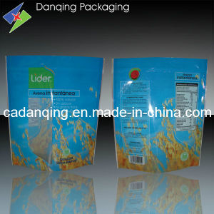 Plastic Packaging Pouch with Zipper, Doypack, Stand up Pouch (DQ0037) pictures & photos