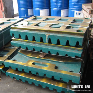 High Quality Mesto Jaw Plate (CJ125) pictures & photos