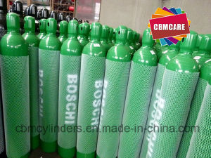 Seamless Steel 3 M3 Oxygen Cylinders (20L) pictures & photos