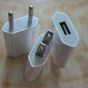 EU Charging for iPhone7 USB Adapter pictures & photos