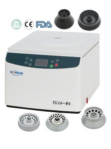 Benchtop High Speed University Centrifuge (TG16-WS) pictures & photos