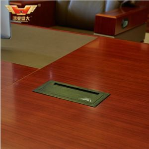 Wooden Venner Glossy Boardroom CEO Boss Executive Office Desk pictures & photos