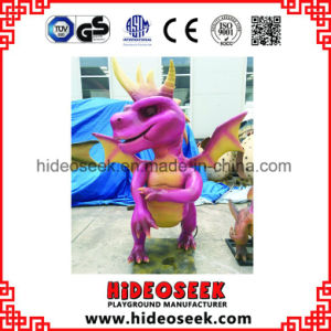 Latex Popular Animal Dinosaur Toys on Supermarket pictures & photos