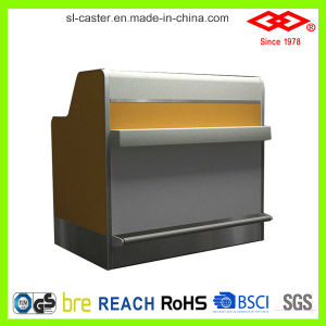Airport Stainless Steel Airport Check-in Counter (SL-R0013) pictures & photos