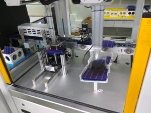 Pid Resistant Polycrystalline Silicon PV Solar Cells pictures & photos