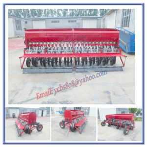 Tractor Mounted Wheat Planter with Tires pictures & photos