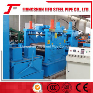 Design Trapezoid Roof Cold Roll Forming Machine pictures & photos