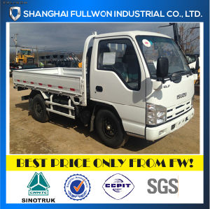 Original 4X2 Single Cab 1.9-3t Isuzu Light Truck / Lorry pictures & photos