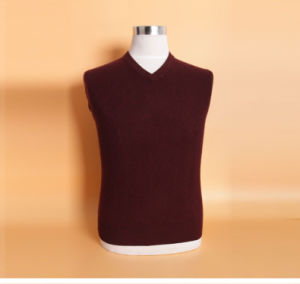 Bn1556-1 Yak Wool Sweaters/ Cashmere Sweaters/ Knitted Wool Sweaters pictures & photos