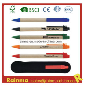 High Quality Paper Pen for Logo Pen Gift pictures & photos