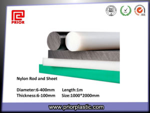 High Tensile Strength PA Bar for Plastic Wheels pictures & photos