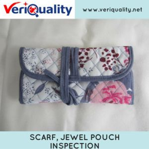 Scarf, Jewel Pouch Quality Control Inspection Service at Huiyang, Guangdong pictures & photos