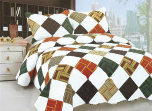 2015 Hot Popular Patchwork Bed Sheet pictures & photos
