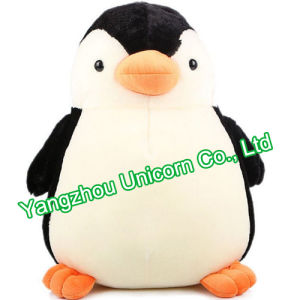 CE PP Cotton Soft Stuffed Animal Penguin Plush Toy pictures & photos