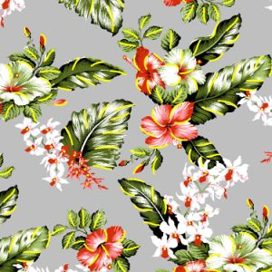 Women Clothing Printed Rayon Fabric From Textile Manufacturer pictures & photos