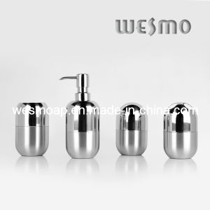 Stainless Steel Bath Accessories-Capsule Shape (WBS0610A) pictures & photos