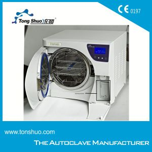 23L Class B LCD Display 3-Times Pre-Vacuum Autoclave pictures & photos