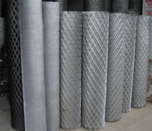 Hot-Dipped Galvanized Expanded Wire Mesh in Good Quality pictures & photos