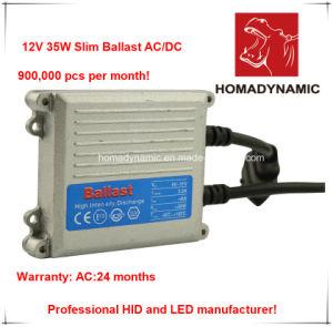 HID Ballast 12V 35W Slim Ballast AC/DC, HID Ballast pictures & photos